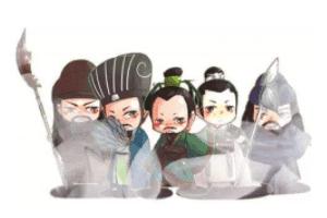 中国古典四大名著歇后语