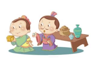 买椟还珠--中国古代寓言