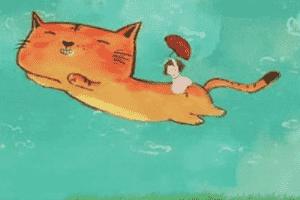一只想飞的猫