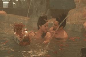 安禄山如何得到杨贵妃的欢心?