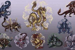 龙生九子:龙的九个儿子
