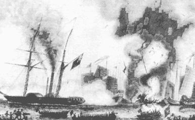 鸦片战争期间的小故事