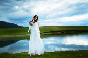 关于赛里木湖的动人传说
