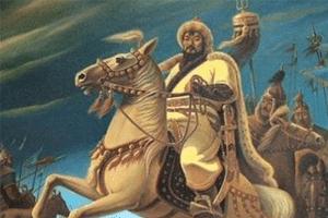 成吉思汗一生征服过多少女人